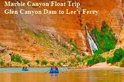 Marble Canyon Rafting